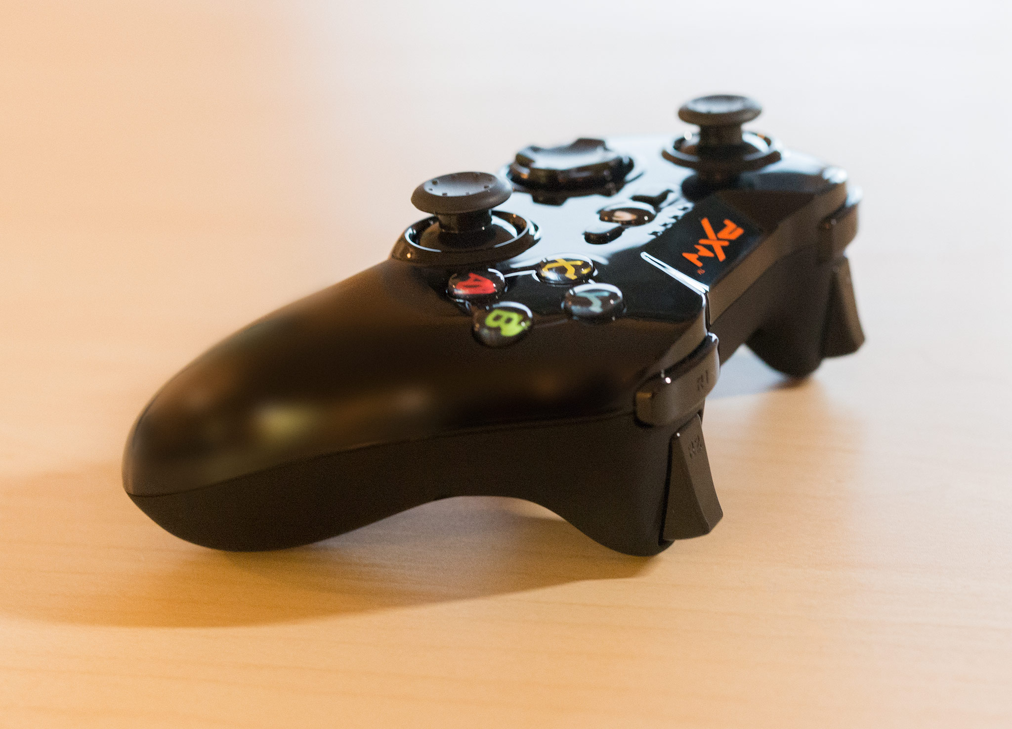 High quality triggers and buttons
